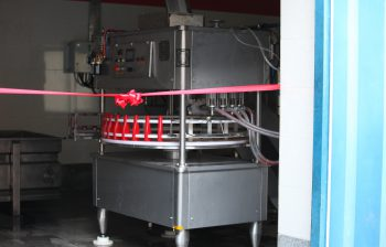 Opening Sauce Production Salon